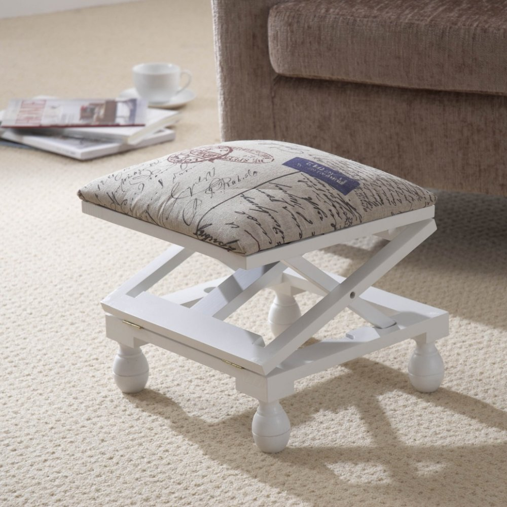 Greenhurst 3 Position Foot Stool The Furniture House