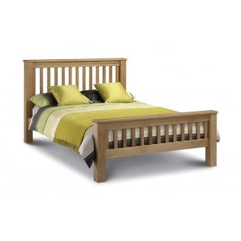 Amsterdam Double High Foot End Bed Frame
