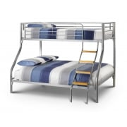 Atlas Triple Sleeper- Aluminium Finish