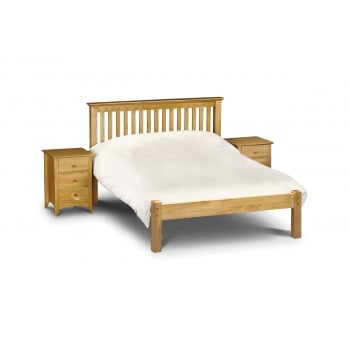 Barcelona Double Low Foot End Bed Frame