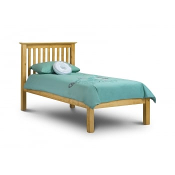 Barcelona Single Low Foot End Bed