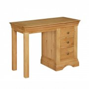 Breton Solid Oak Dressing Table