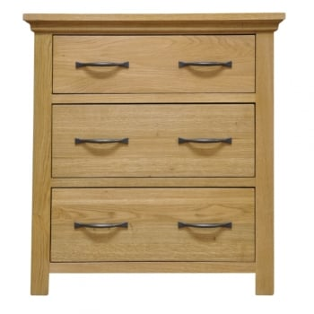 Camberley 3 Drawer Chest