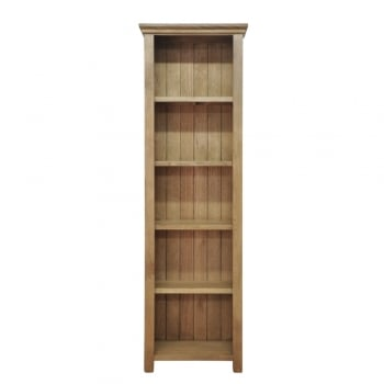 Camberley Large Narrow Bookcase