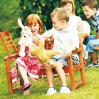 Cornis Broadfield Children's Bench 2ft