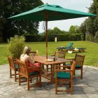 Cornis Broadfield Rectangular 6 Seater Dining Set