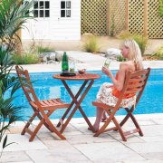 Cornis Tea For Two Bistro Set