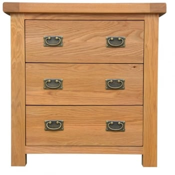 Hamilton 3 Drawer Chest