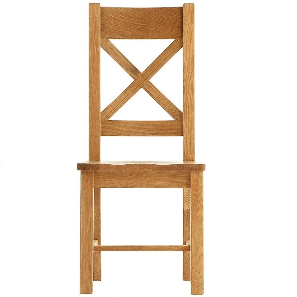 Hamilton Cross Back Chair ...