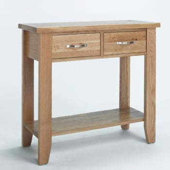 melbourne small console table the furniture house. Black Bedroom Furniture Sets. Home Design Ideas