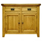 Newmarket 2 Drawer 2 Door Sideboard