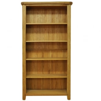 Newmarket Large Wide Bookcase