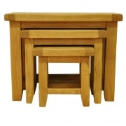 Newmarket Nest Of 3 Table