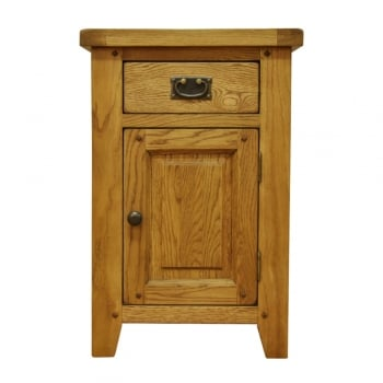 Newmarket Small Cupboard With Drawer