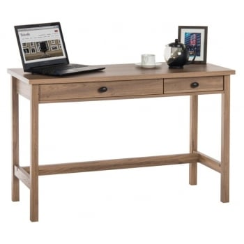 Oak Effect Study Desk