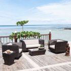 Ocean Maldives 4 Seater Sofa Set