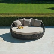 Ocean Round Daybed