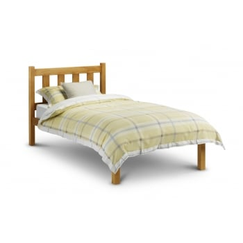 Poppy Single Bed Frame in Solid Pine