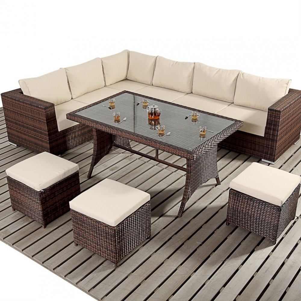 Port royal prestige dining corner sofa set the furniture for Corner dining set