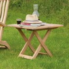 Roble Folding Occasional Table