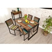 Urban Chic Dining Table