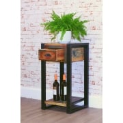 Urban Chic Lamp Table/Plant Stand